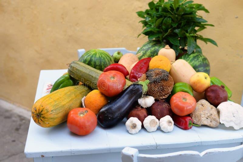 De vitamines de légume toujours la vie photo libre de droits
