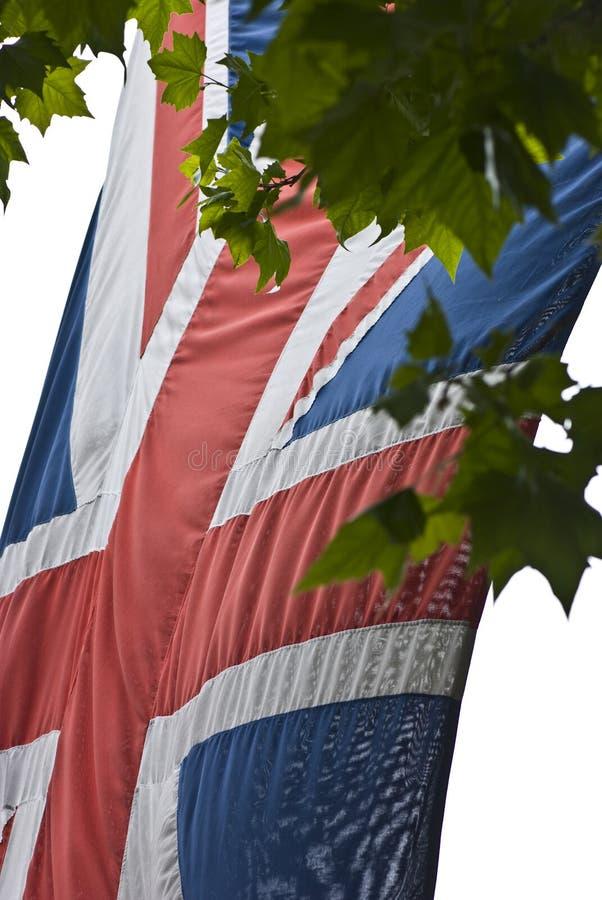 De Vlag van Union Jack royalty-vrije stock afbeeldingen