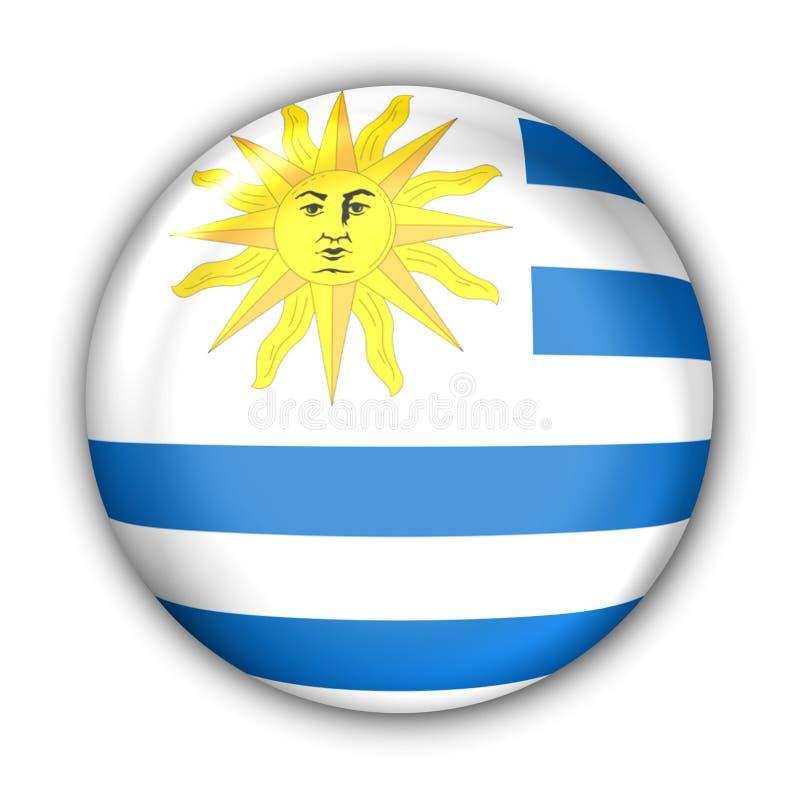 De Vlag van Uruguay