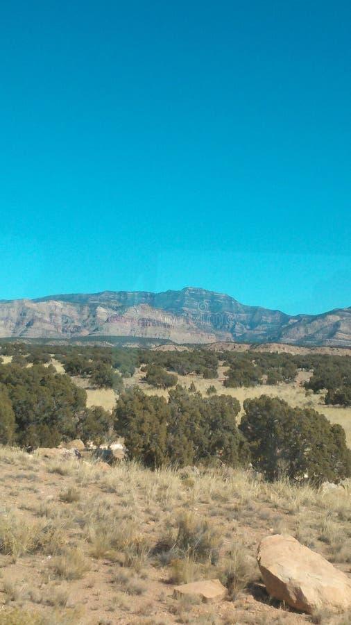 De vlaktes van Wyoming stock afbeeldingen