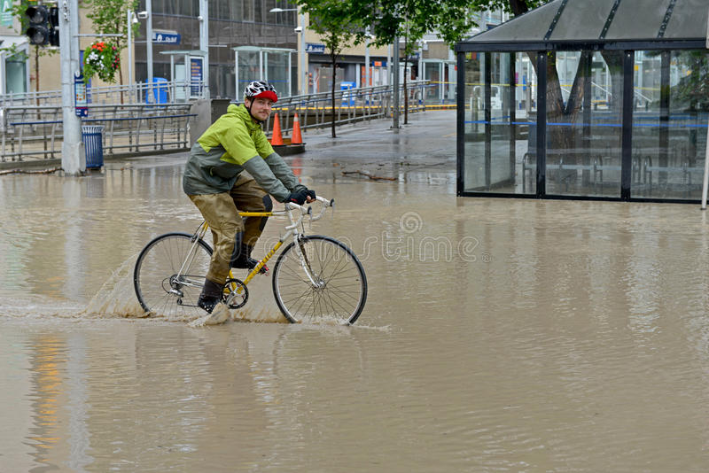De Vloed 2013 van Calgary