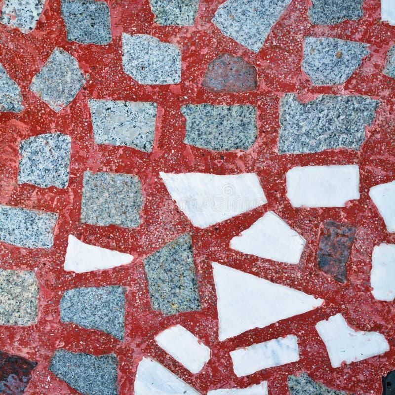 De vloermateriaal van het graniet stock afbeeldingen