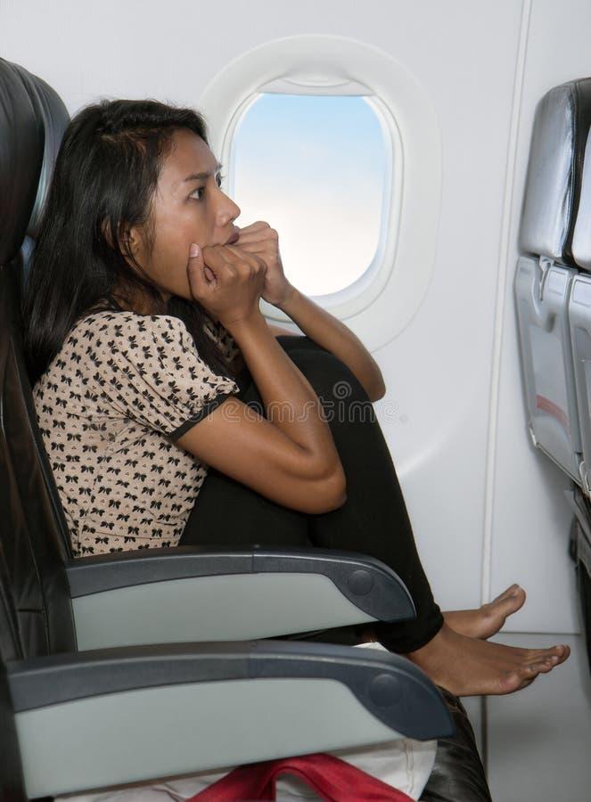 De vlucht royalty-vrije stock foto