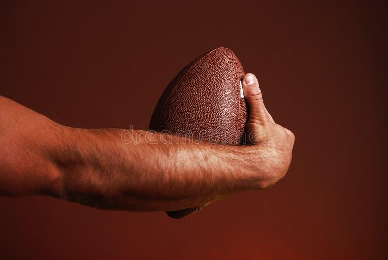 De voetbal die u hebt gewed royalty-vrije stock afbeeldingen