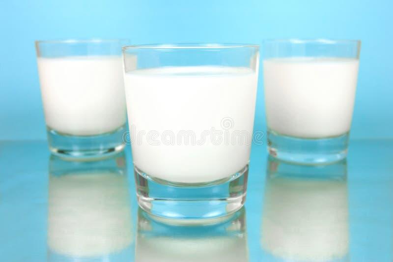 De volledige Melk van de Room stock fotografie