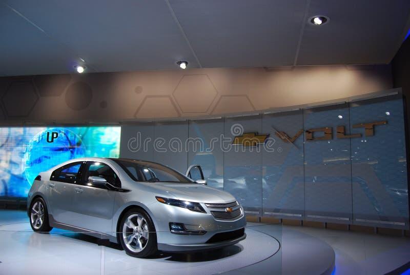 De Volt van Chevrolet royalty-vrije stock afbeeldingen