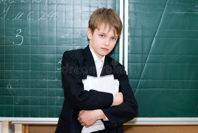 De volta à educação escolar imagem de stock royalty free