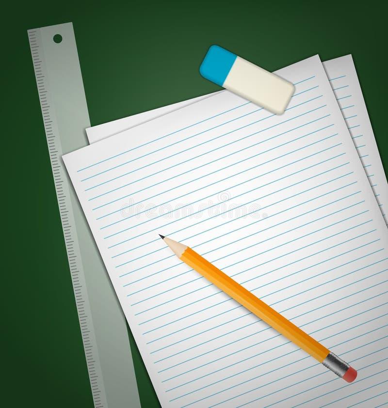 Download De volta ao tema da escola ilustração do vetor. Ilustração de língua - 29833253