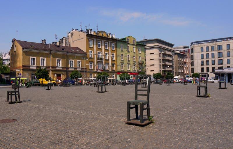 De voorraadbeeld van Krakau stock afbeelding
