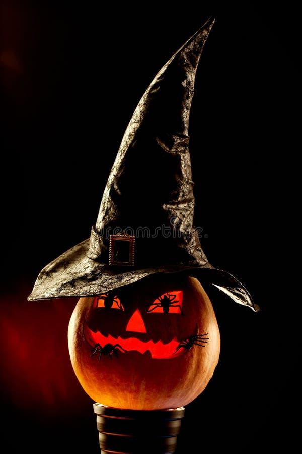 De voorwerpen van Halloween royalty-vrije stock afbeeldingen