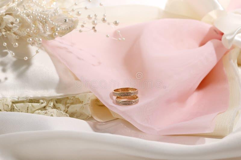 De voorwerpen van het huwelijk stock afbeeldingen
