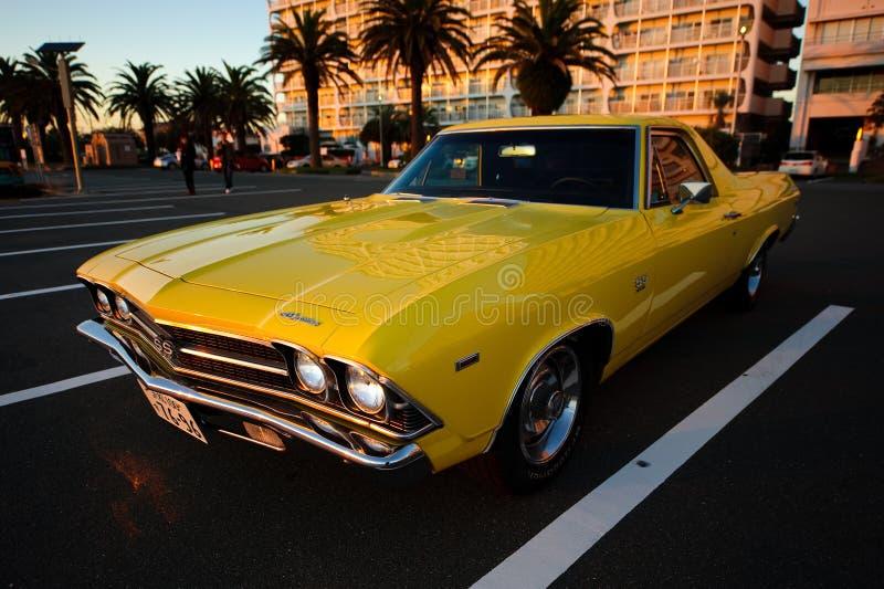 De voorzijde van Chevrolet van Gr-Camino royalty-vrije stock foto