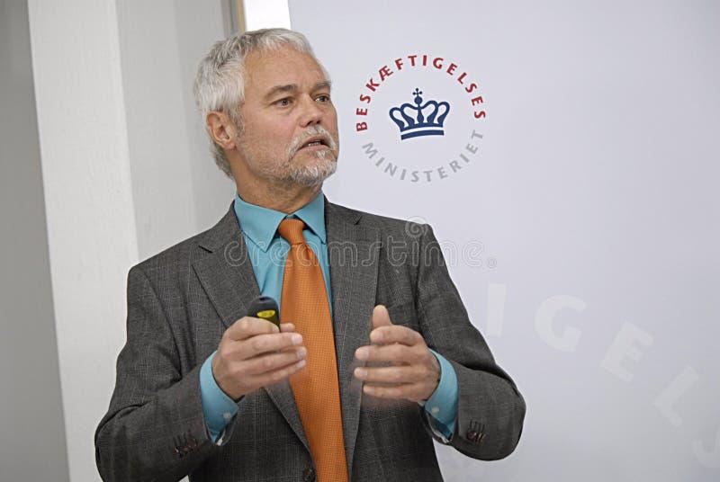de voorzitterscommissie van Carsten koch royalty-vrije stock afbeelding