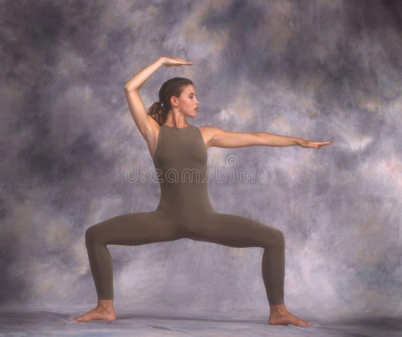 De vorm van de danser royalty-vrije stock afbeeldingen