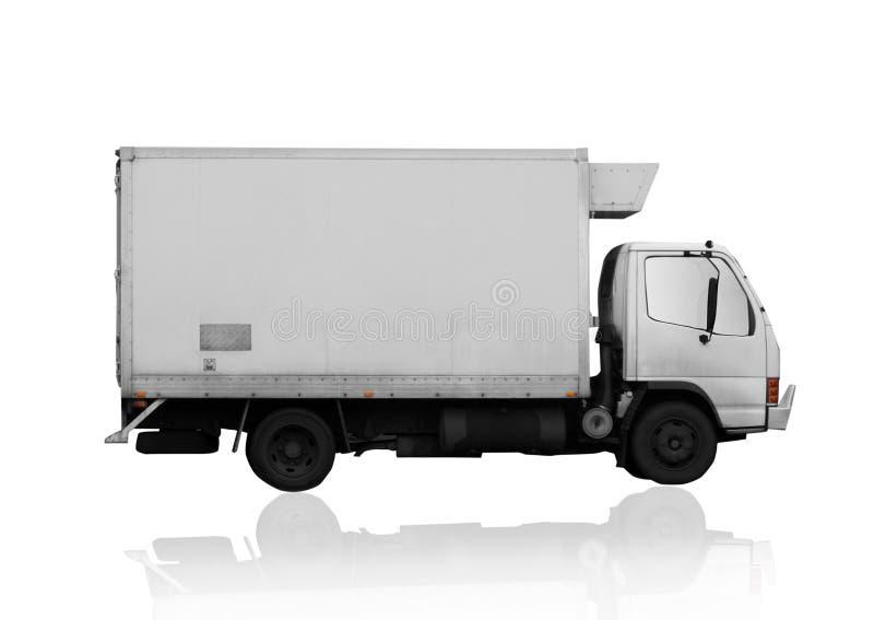 De vrachtwagen royalty-vrije stock foto