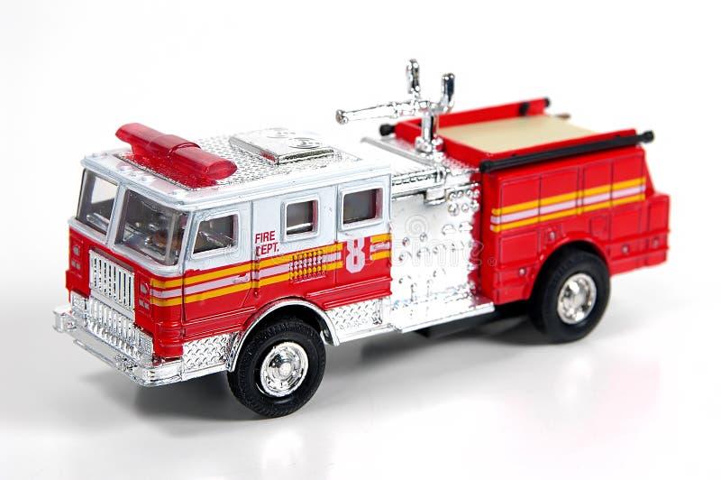 Download De Vrachtwagen Van De Brand Stock Afbeelding - Afbeelding bestaande uit onderdruk, brandwond: 33881