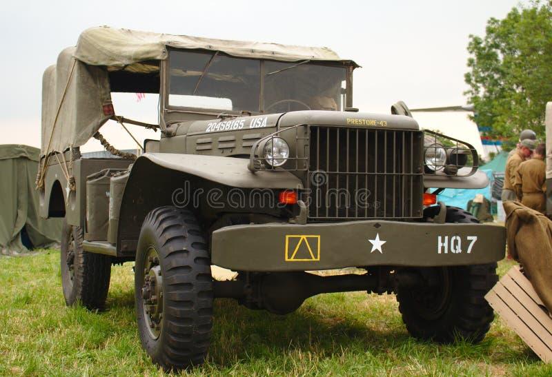 De vrachtwagen van de V.S. royalty-vrije stock fotografie