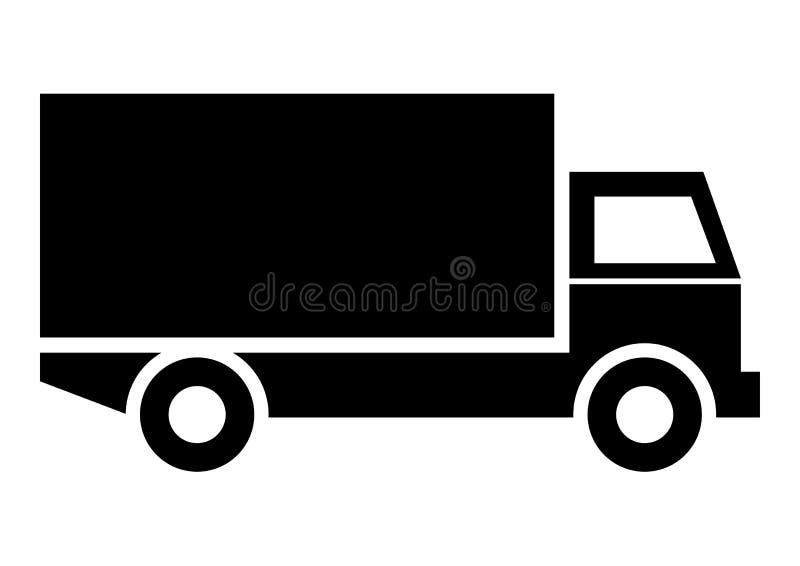 De Vrachtwagen van de vrachtwagen
