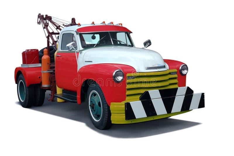 De Vrachtwagen van het slepen