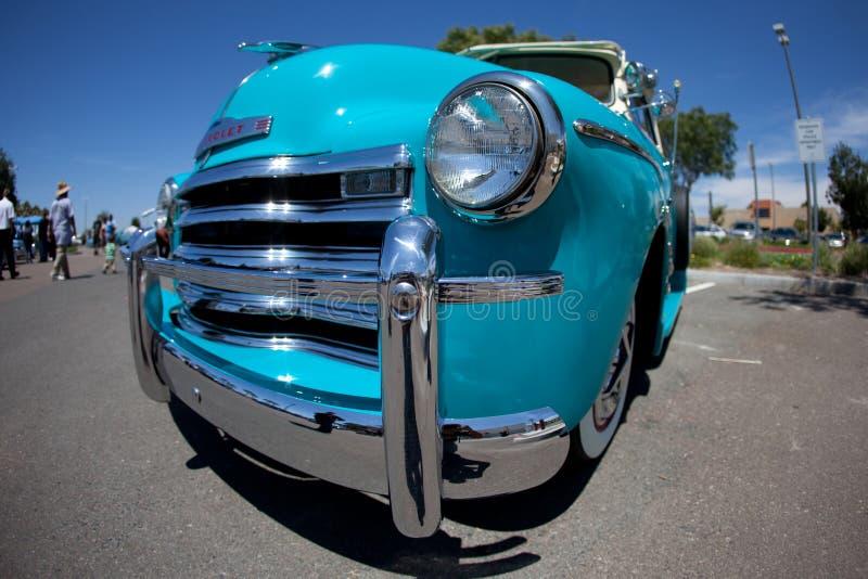de Vrachtwagen van jaren '50Chevy stock foto's