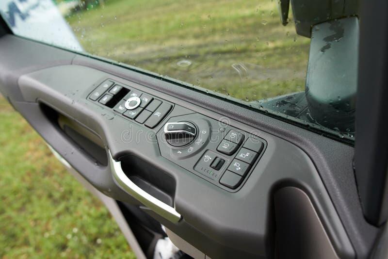 De vrachtwagen van Scania G410 royalty-vrije stock foto's