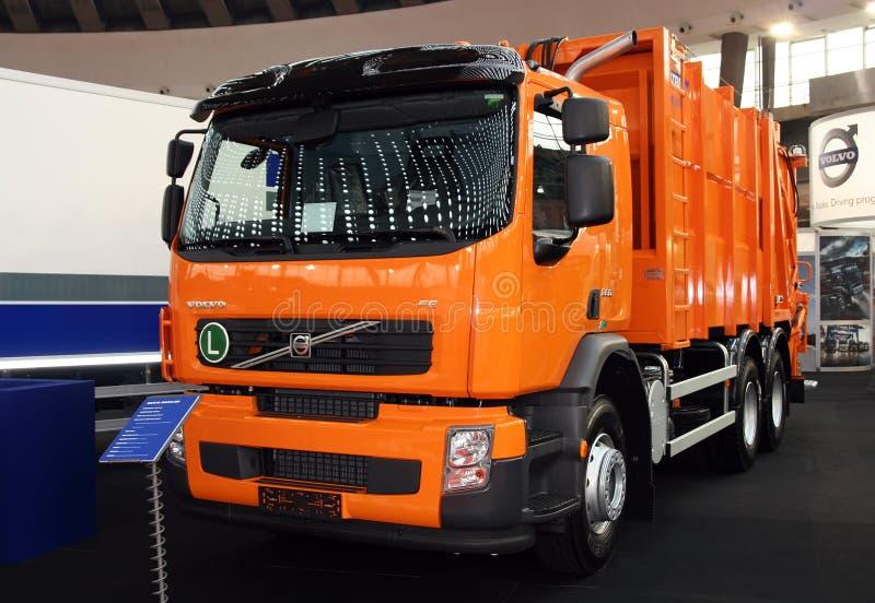 De vrachtwagen van Volvo royalty-vrije stock foto
