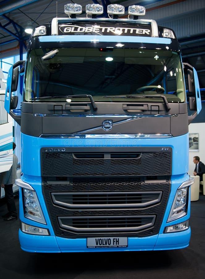 De Vrachtwagen van Volvo FH royalty-vrije stock foto's