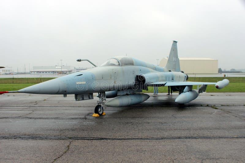 De Vrijheidsvechter van Northrop stock afbeelding
