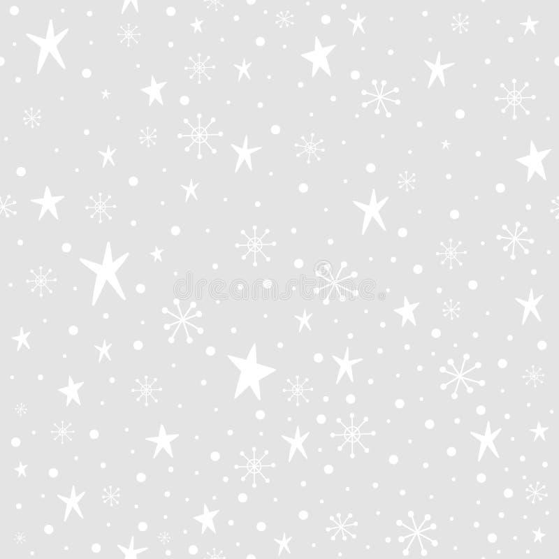 De vrolijke reeks van de Kerstmiskaart Vector illustratie stock illustratie