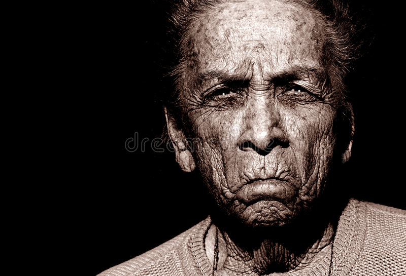 De Vrouw van de Indiaan royalty-vrije stock foto's