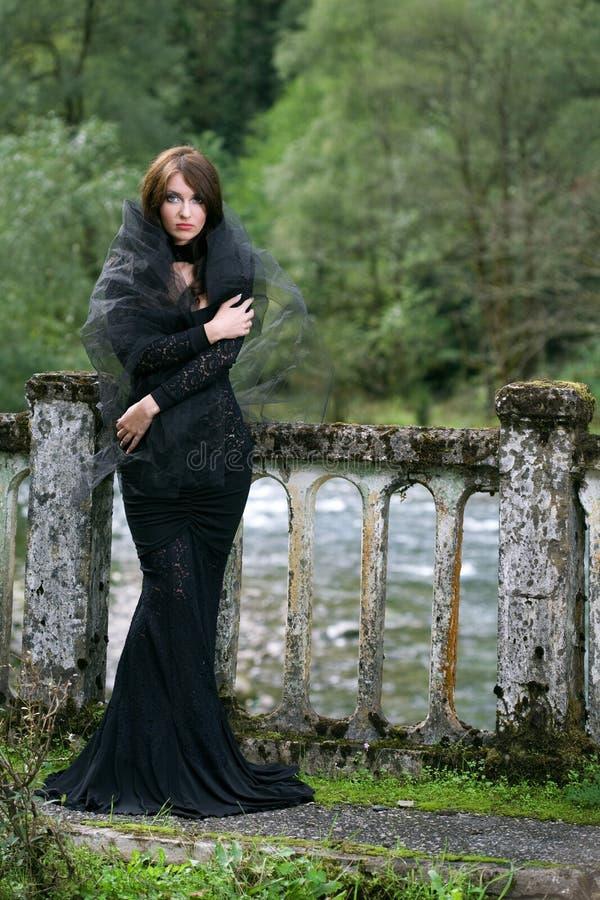 De vrouw van de schoonheid stock afbeelding