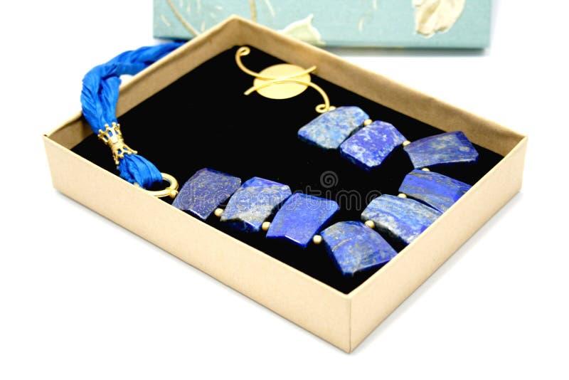 De Vrouwen` s Juwelen van de juwelenhalsband stock foto's