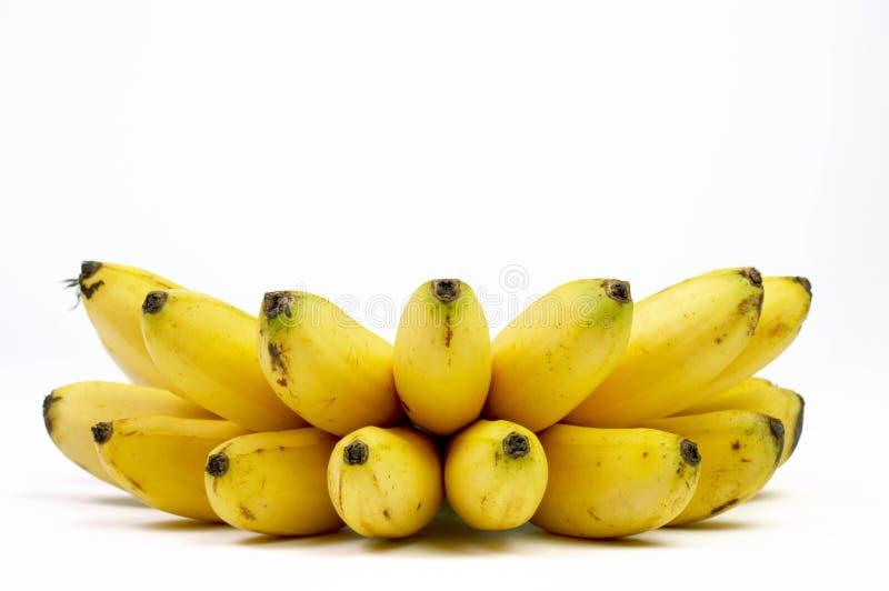 De vruchten van de banaan stock afbeeldingen