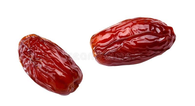 De Vruchten van de datum royalty-vrije stock foto