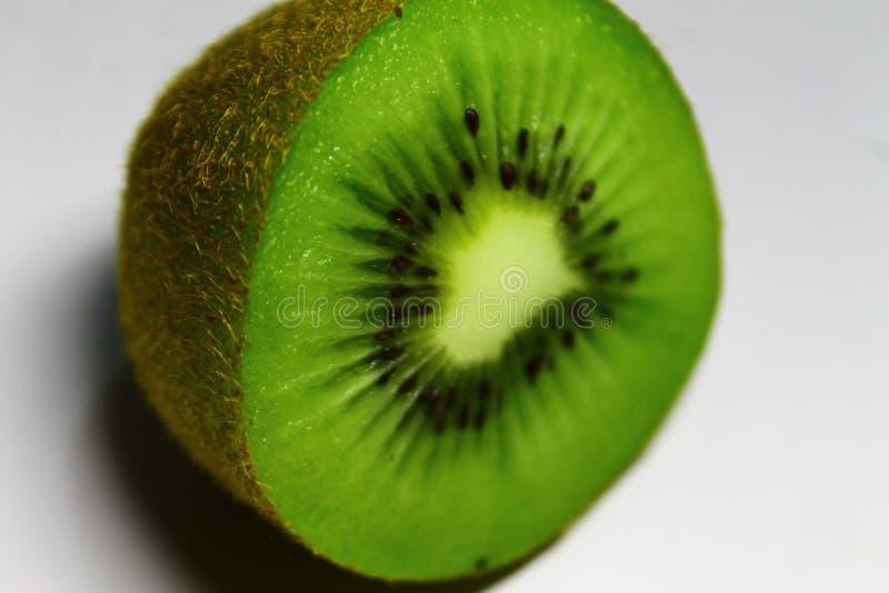 De vruchten van de Zesparikiwi stock afbeelding