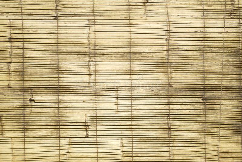 De vuile achtergrond van de bamboeomheining Hallo resolutiefoto royalty-vrije stock fotografie