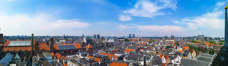 DE Wallen, Binnenstad-district in Amsterdam, Nederland stock afbeelding