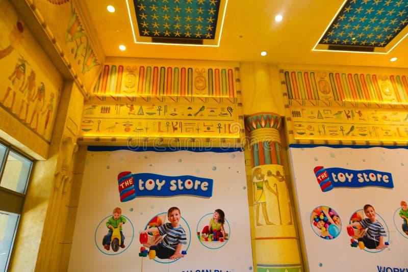 Download De Wandelgalerij Van Battuta Van Ibn In Doubai Redactionele Foto - Afbeelding bestaande uit egyptisch, shopping: 107700381