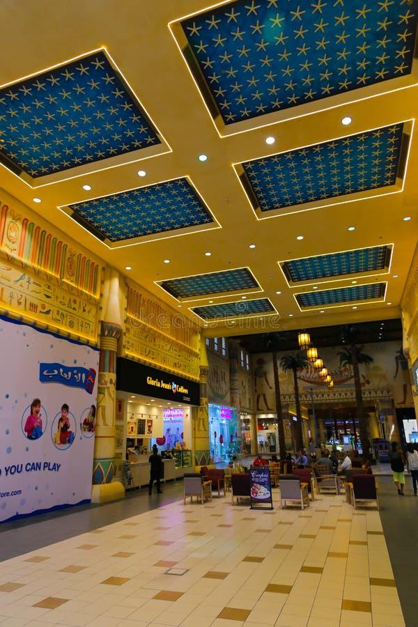 Download De Wandelgalerij Van Battuta Van Ibn In Doubai Redactionele Foto - Afbeelding bestaande uit hotel, luxe: 107700651