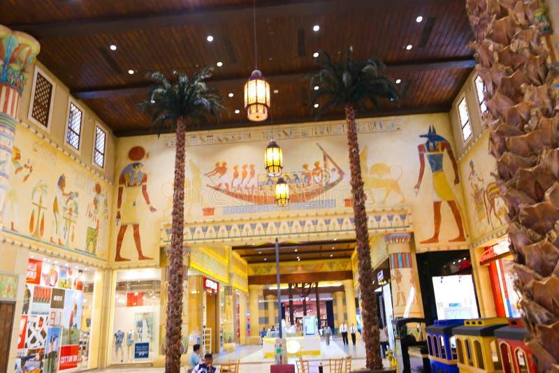 Download De Wandelgalerij Van Battuta Van Ibn In Doubai Redactionele Stock Foto - Afbeelding bestaande uit luxe, shopping: 107700848
