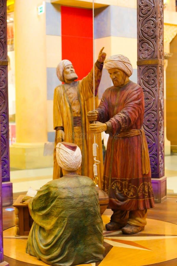 Download De Wandelgalerij Van Battuta Van Ibn In Doubai Redactionele Stock Afbeelding - Afbeelding bestaande uit architectuur, emiraten: 107701349