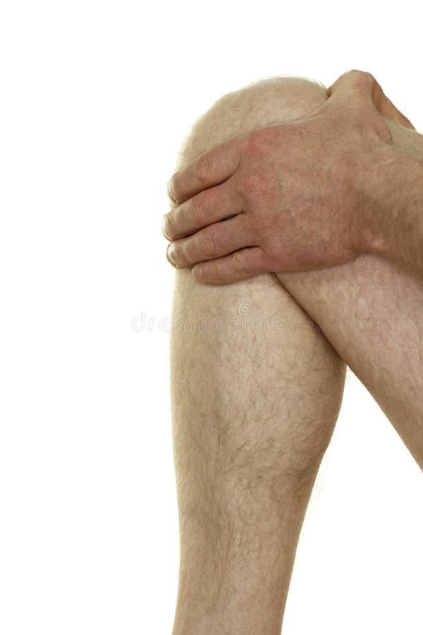 De Wanorde van de knie stock afbeelding