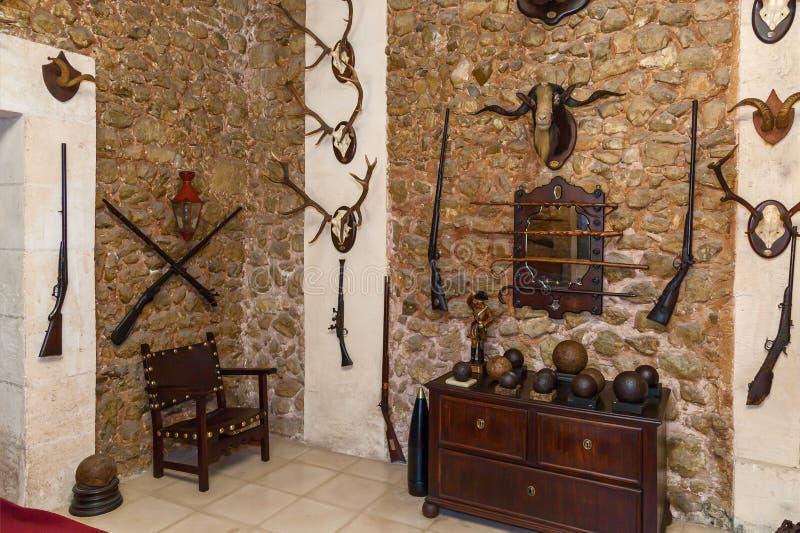 De wapens van Winchester royalty-vrije stock foto's