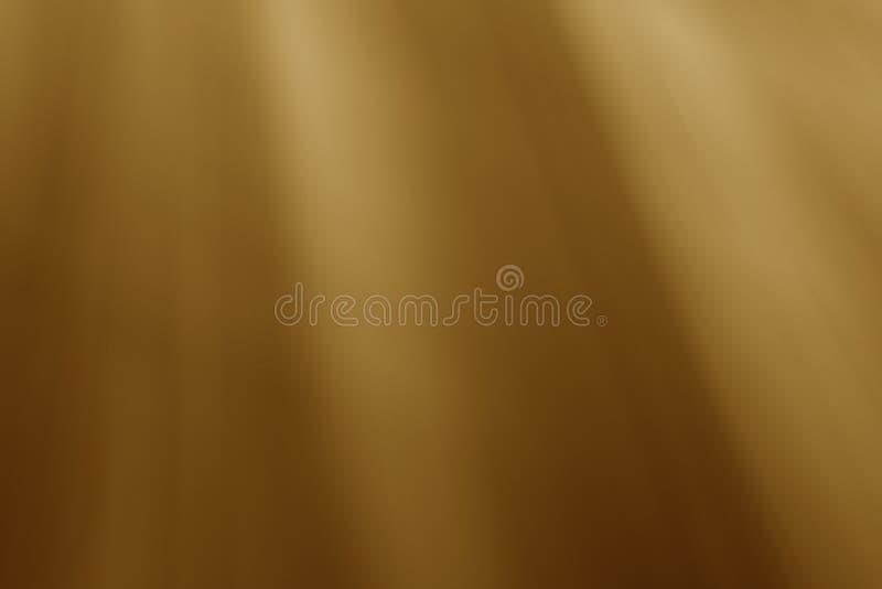 De warme lichteffecten van zonstralen stock afbeelding