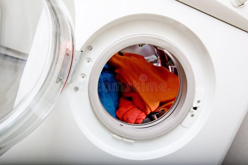 De Was van kleren stock fotografie