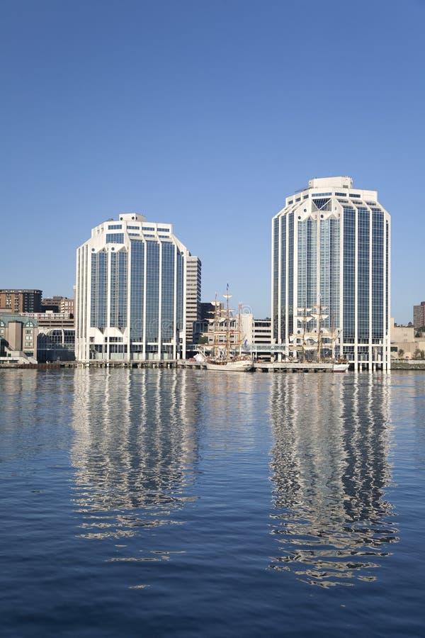 De Waterkant van Halifax royalty-vrije stock fotografie