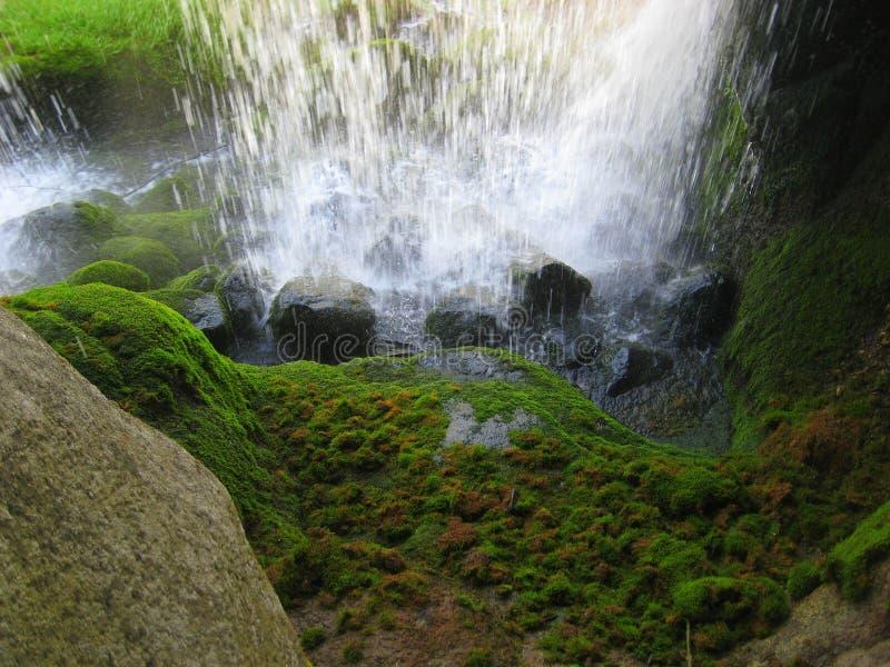 De waterval royalty-vrije stock afbeelding