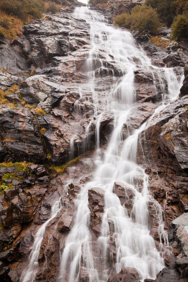 De Waterval van Capra stock foto