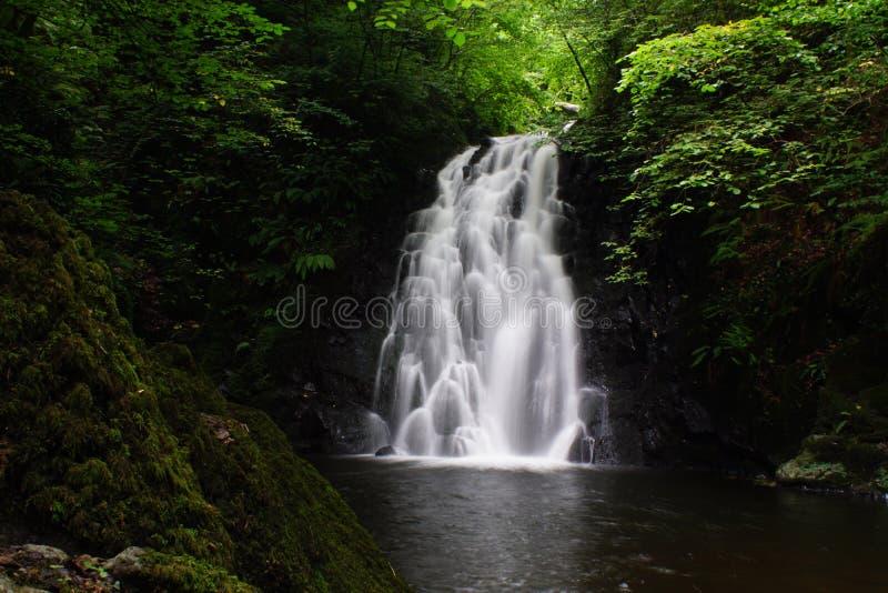 De waterval van Glencoe royalty-vrije stock foto's