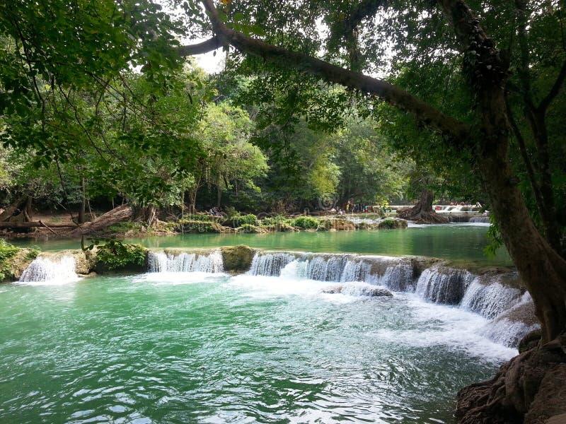 De Waterval van Noi van Sao van Chet royalty-vrije stock afbeeldingen